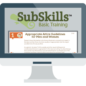 SubSkills Basic Online Training